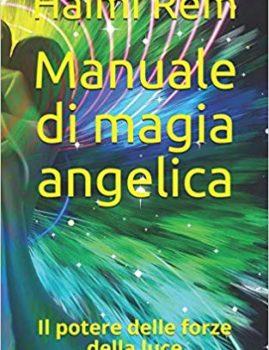 Manuale di magia angelica in formato cartaceo.